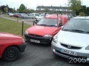 School parking