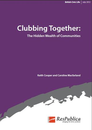 Clubbing together cover