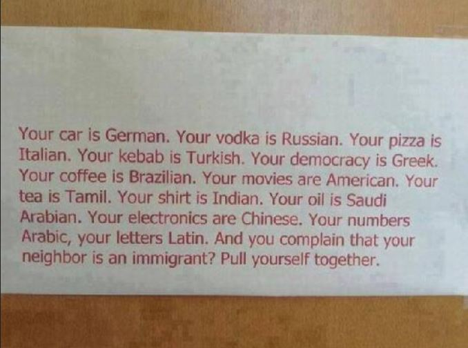 Your car is german